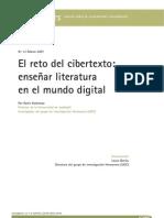 El Reto Del Cibertexto