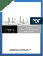 Compendio Direccion de Empresas Estrategicas Cisterna Rojo