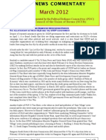PDC Monthly News Commentary - March 2012 (Eng)