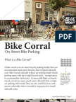 Bike Corral Brochure