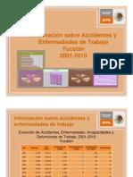 Yucatán 2001-2010