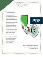 Poemas Tercero  A 2011-2012