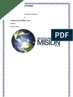 Tarea misionera