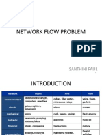 Network Flow Problem