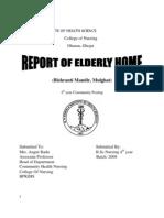 ageism essay doc ageism ageing geriatric home final