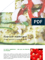 Exquisito Vegetariano eBook