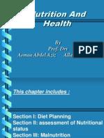1 Diet Planning