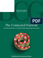 The Connected Harbour - How the Internet Is Transforming Hong Kong's Economy