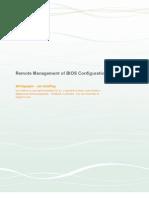 Zentrale Verwaltung der BIOS-Konfiguration