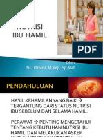 NUTRISI IBU HAMIL