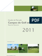 Resumen Ejecutivo Mercado Golf Nov 2011
