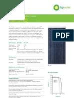 Solar Panel BP3125
