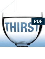 Thirst for WATER