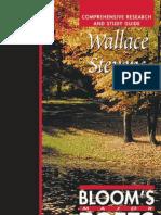 Bloom - Wallace Stevens
