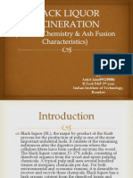 Black Liquor Incineration- Process, Chemistry and Ash Fusion Characteristics-By Aj