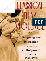 Classical Film Violence
