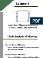 Analysis of Masonry Structures