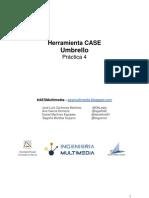 Práctica 4 - Herramienta CASE