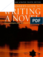 Guide to Writing a Novel