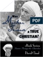 Was Mother Teresa a True Christian