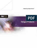 Ansys Fatigue Brochure 14.0