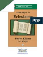 6320493 a Mensagem de Eclesiaste