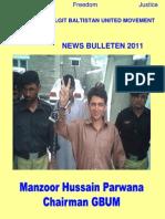 A Saga of Manzoor Hussain Parwana