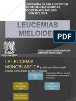 leucemias mieloides