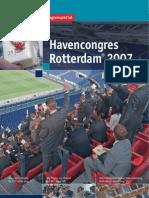Havencongres Rotterdam Magazine 2007