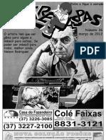 Fanzine Entre Aspas - número 26 - Março de 2012
