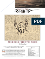 Book of Eldritch Magic
