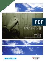 Guia de Recursos para Jóvenes Zaragoza 2012