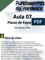 07 Hardware Placas