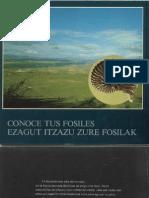 1987 Conoce Tus Fosiles