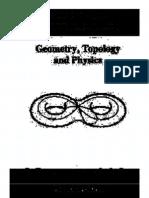 Nakahara M. Geometry, Topology and Physics(T)(497s)(1)