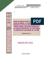 GPE 102-04 indicativ zidarie