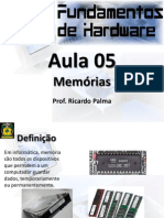 05 Hardware Memorias