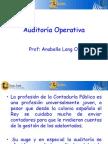 Auditoría operativa Leccion 1