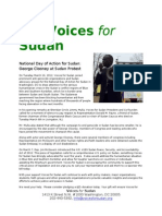 Voices for Sudan News