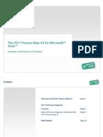 Screen Shots Itil Process Map v3 Visio