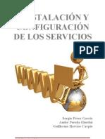 INSTALACIÓN Y CONFIGURACIÓN DE UN SERVIDOR Y MOODLE