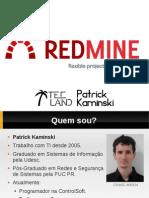 01-Gerenciando Projetos Com Redmine Por Patrick