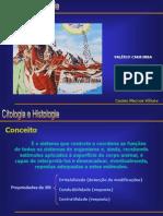 CITOLOGIA E HISTOLOGIA