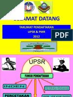 TAKLIMAT PENDAFTARAN UPSR 2012 (1)