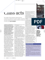 Rising concern over academies and free schools