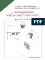Disegno Archeologico - La Ceramica e i Suoi Aspetti