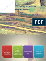 The Manufacturing Process of Portland Cement G4
