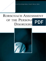 Huprich, S. K. (Ed)- Rorschach Assessment of the Personality Disorders