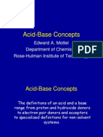 11801 1 Acid Base Concepts