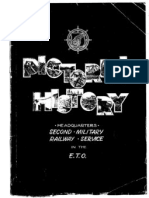 2nd MilitaryRailwayServiceETO